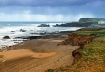 Bude's Beach – Beauty on the Border